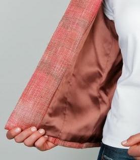 характеристика подкладочной ткани