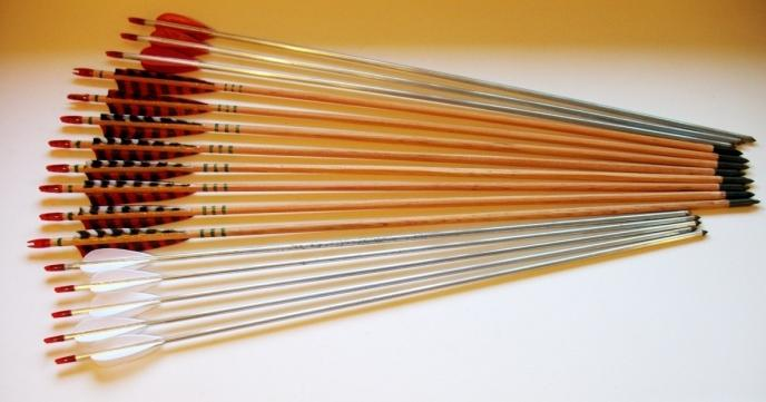 Изготовление лука и стрел