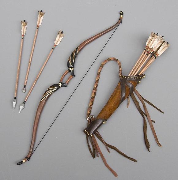 арбоновые стрелы для лука