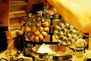 орешки со сгущенкой классический рецепт с фото в орешнице