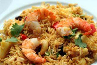 Рецепт риса как в тайланде