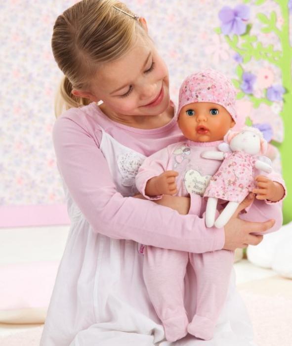 Беби анабель кукла от zapf creation