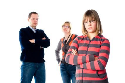 Что делать, если дети не слушаются родителей?