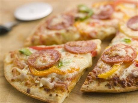 Пицца в лаваше в духовке рецепт пошагово