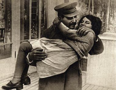 крис эванс внучка сталина фото