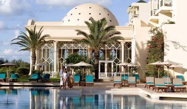 рейтинг отелей Туниса