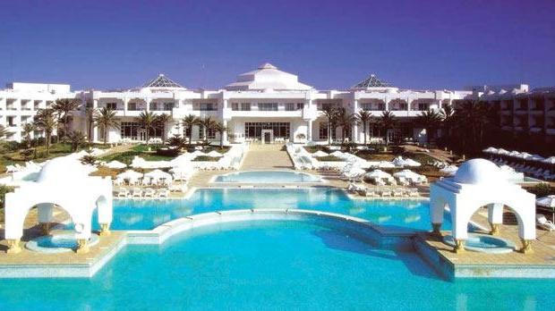 рейтинг лучших отелей Туниса
