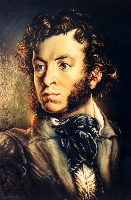 дата рождения Пушкина