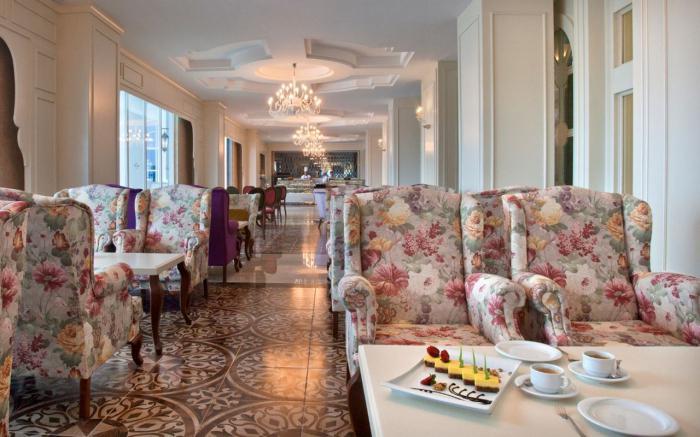 Oz hotels side premium hotel 5 турция сиде фото и