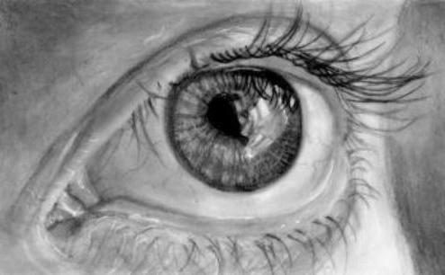 Как нарисовать глаз карандашом поэтапно: http://fb.ru/article/88205/kak-narisovat-glaz-karandashom-poetapno