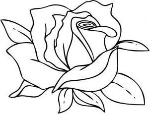 Рисовать цветок