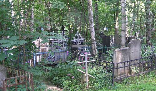 схема химкинского кладбища