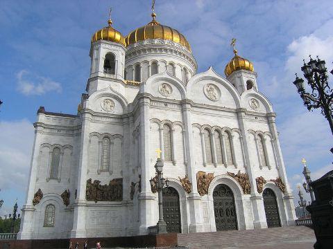 Как доехать до храма Христа