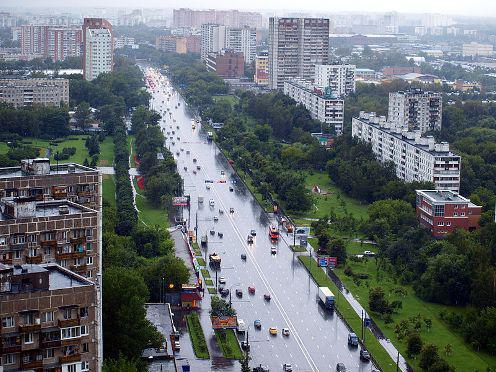 Щелковского шоссе назрела