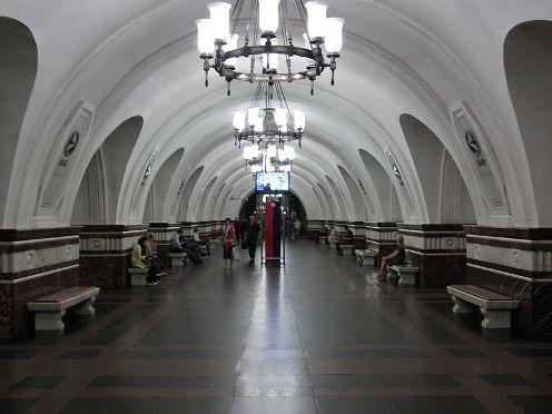 план строительства московского метро