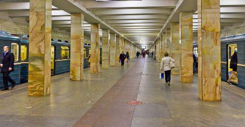 Станция метро «Новые Черемушки»