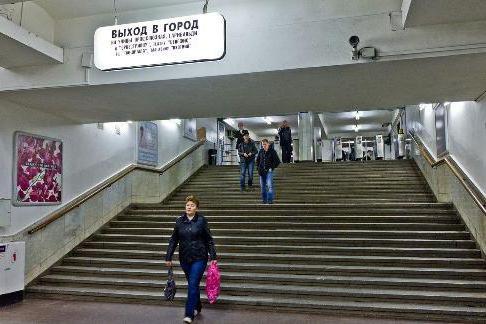 карта метро новые черемушки