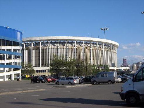 Санкт-Петербург, СКК: