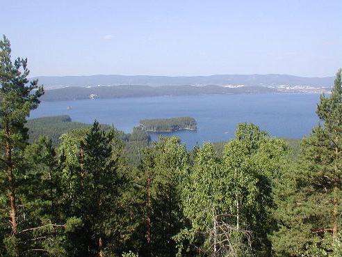 базы отдыха на челябинских озерах