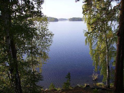 отдых на челябинских озерах