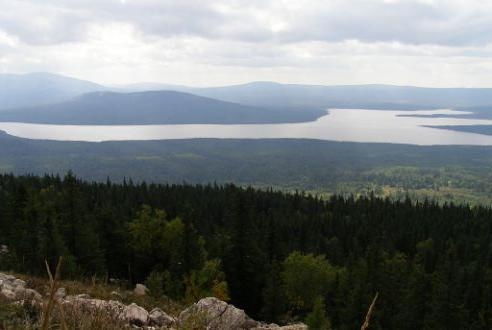 отдых дикарем на челябинских озерах