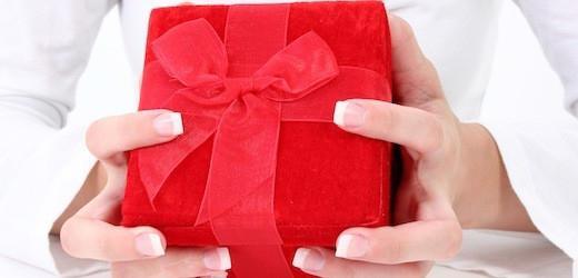Романтический подарок девушке на год отношений