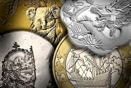 Как называются стороны монет, знают не все