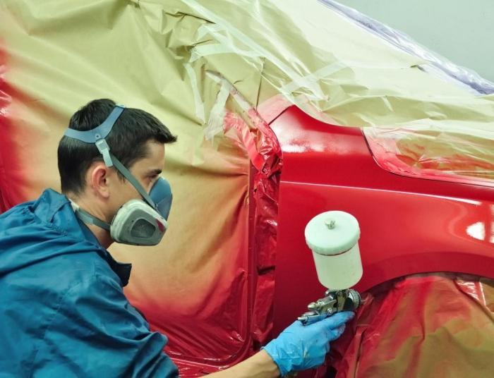 Автомобильная краска