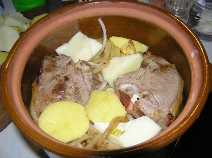 вкусно запечь мясо в духовке