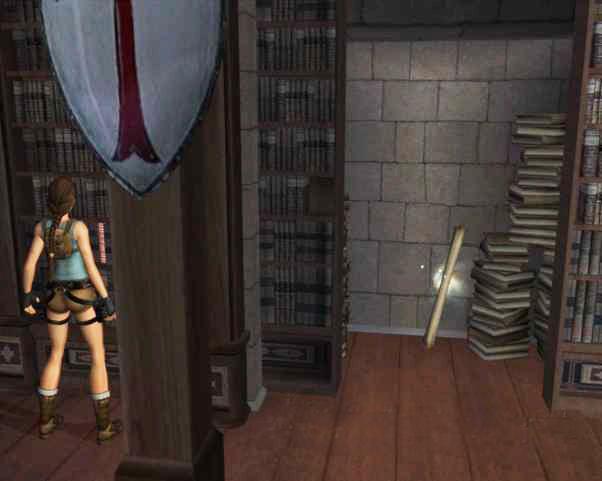 как пройти музыкальную комнату в игре tomb raider anniversary: