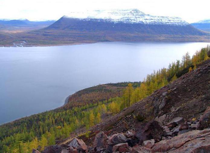озеро лама красноярский край