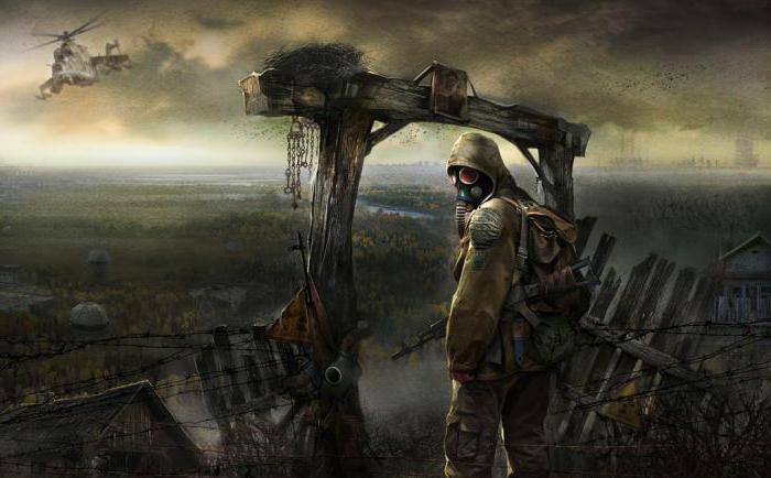 прохождение сталкера долг философия войны
