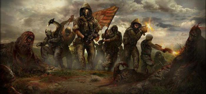 сталкер долг философия войны прохождение