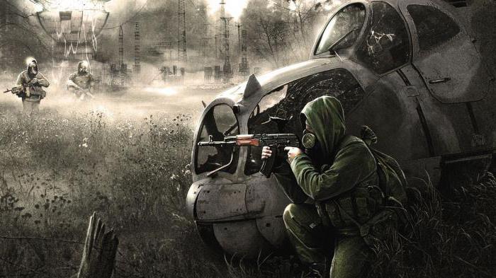 сталкер апокалипсис долг философия войны прохождение