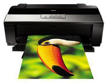 печать цветная