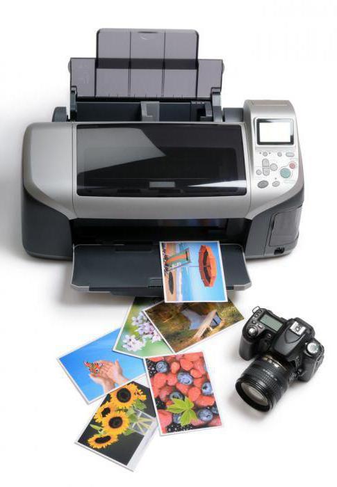 как сделать цветную печать на принтере