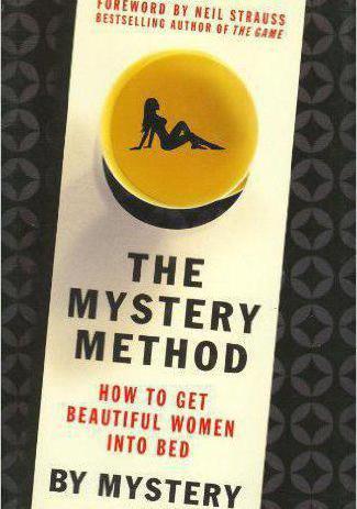Книга «Мистери Метод»: о чем она?