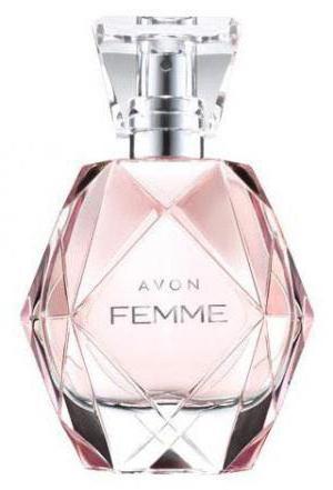 Парфюмерная вода Avon Femme: отзывы, описание аромата и особенности