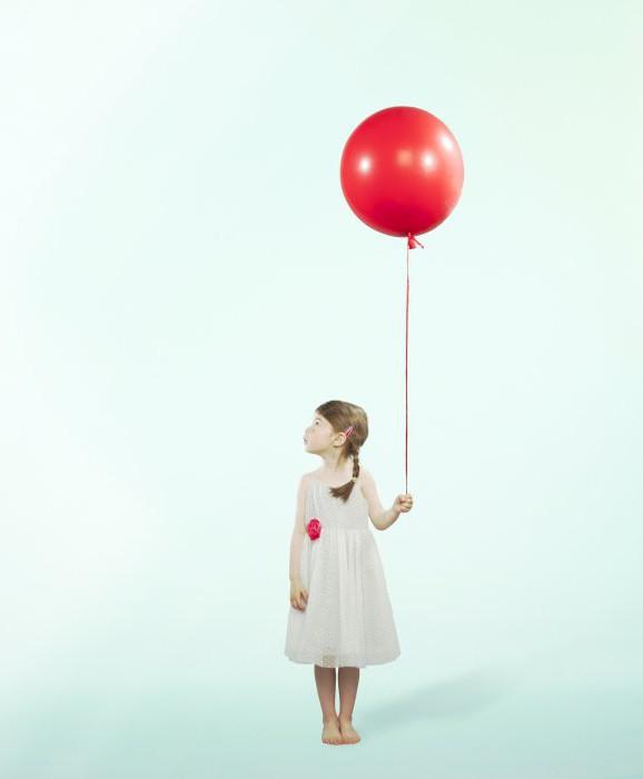 как развязать шарик