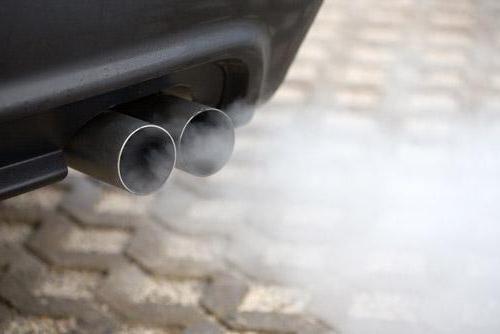 неисправности системы рециркуляции отработанных газов