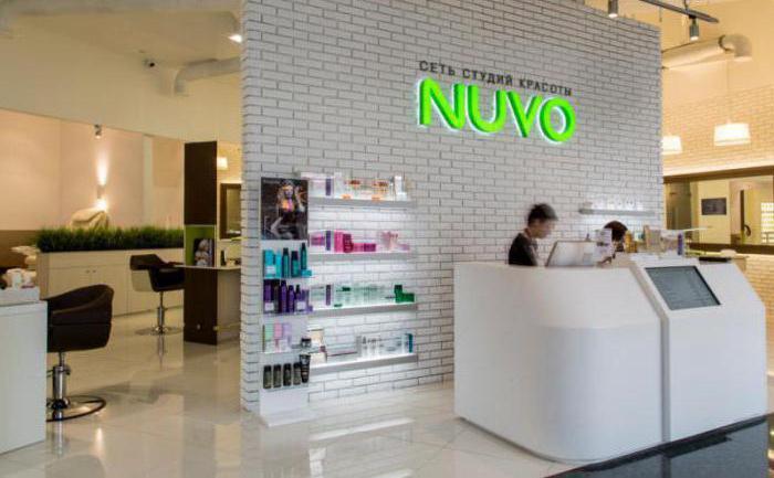 Салоны красоты Nuvo: местоположение и предоставляемые услуги
