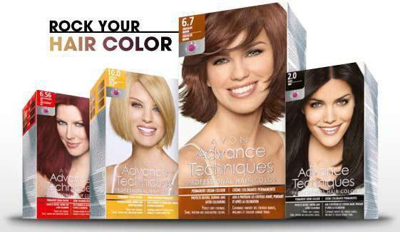 эйвон краска для волос отзывы