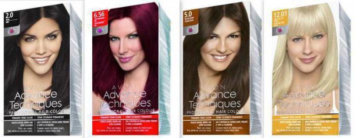 эйвон краска для волос 9 13 отзывы