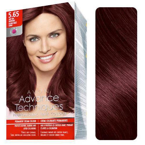 краска для волос эйвон пепельно русый отзывы