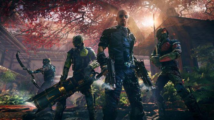shadow warrior 2 системные требования