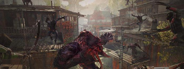 shadow warrior 2 системные требования pc