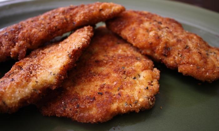 Салат из рыбы в томате рецепт