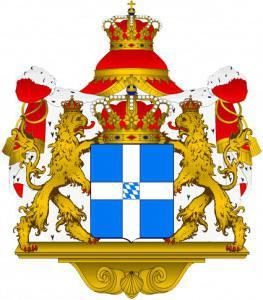 герб греции фото и описание