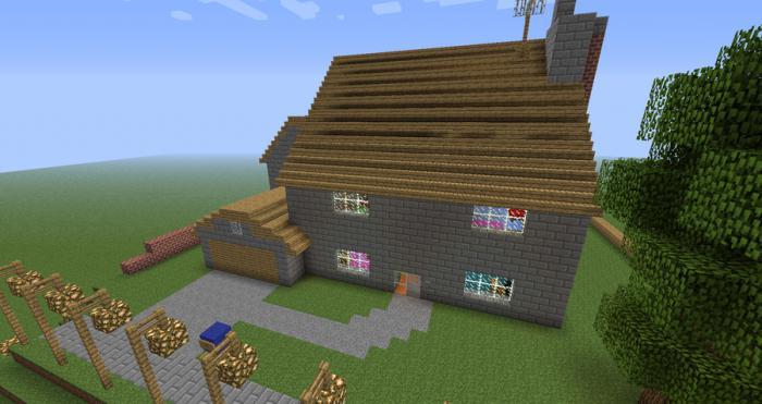 майнкрафт 1 5 2 как построить дом