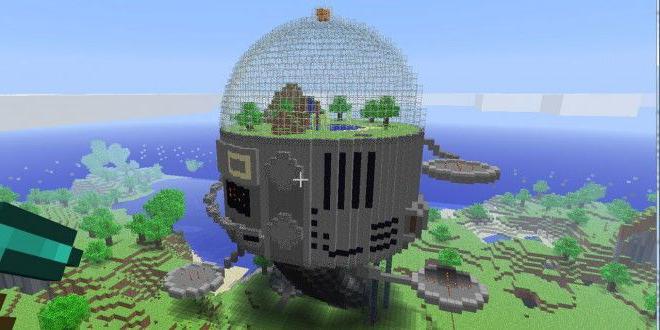 """Майнкрафт"""": постройки и их ."""